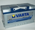 VARTA BLUE DYNAMIC F17 80Ah