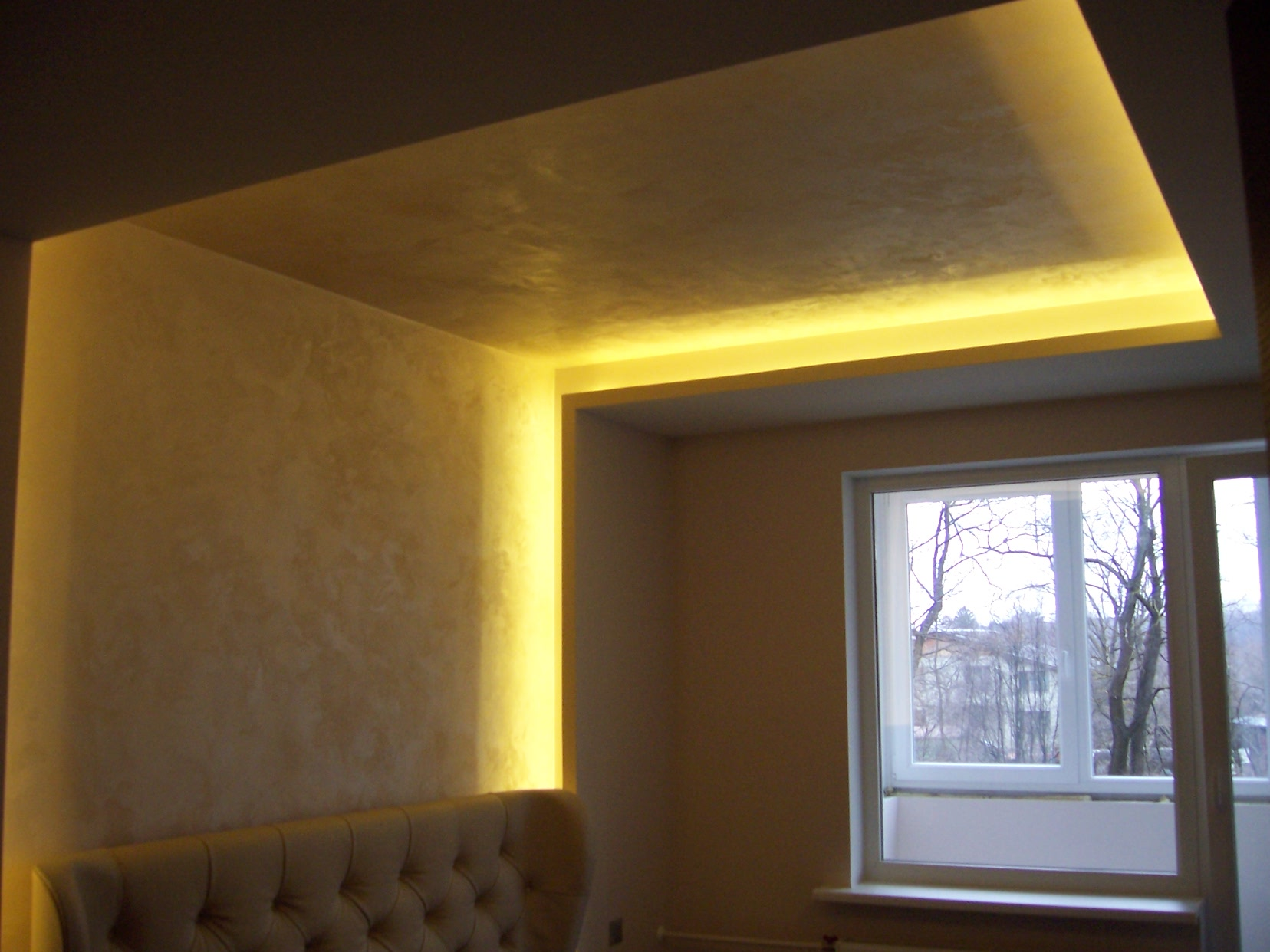 Faire bande a joint plafond quimper estimation travaux for Joint placo sans bande